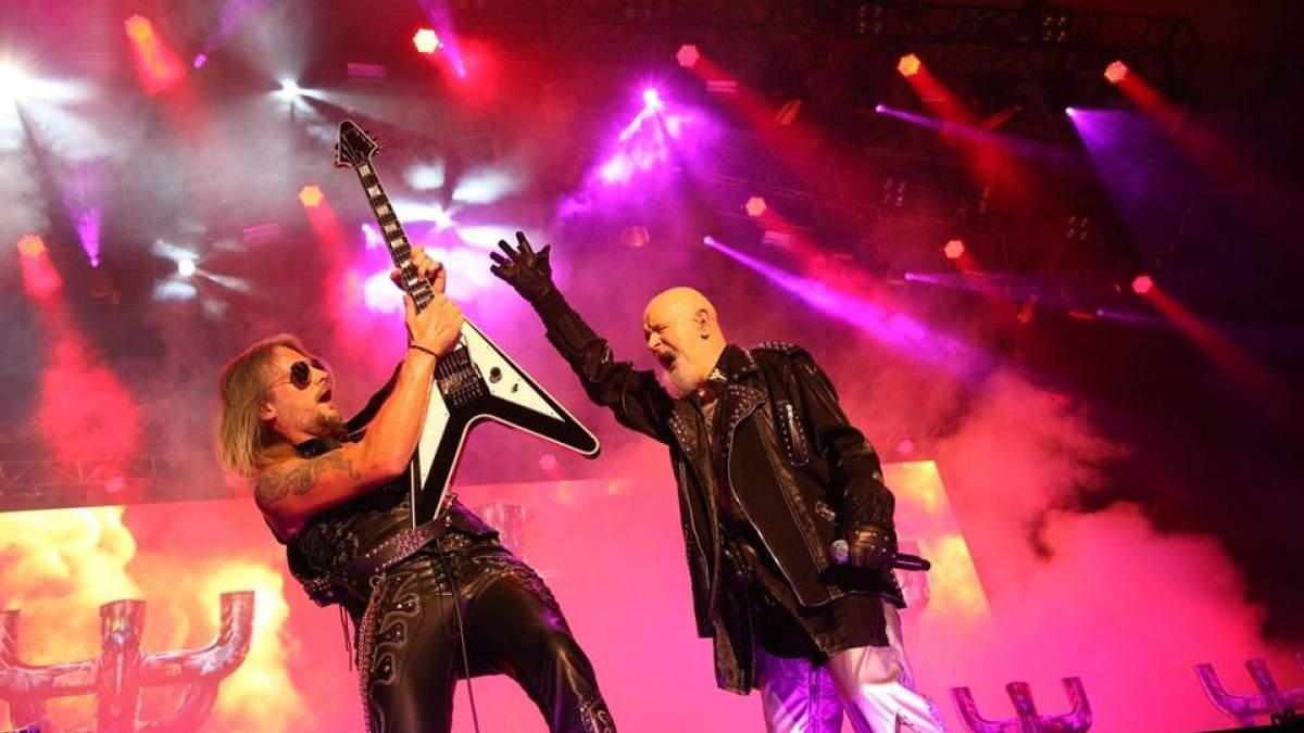 Judas Priest готуються до гучного світового туру на честь 50-річчя