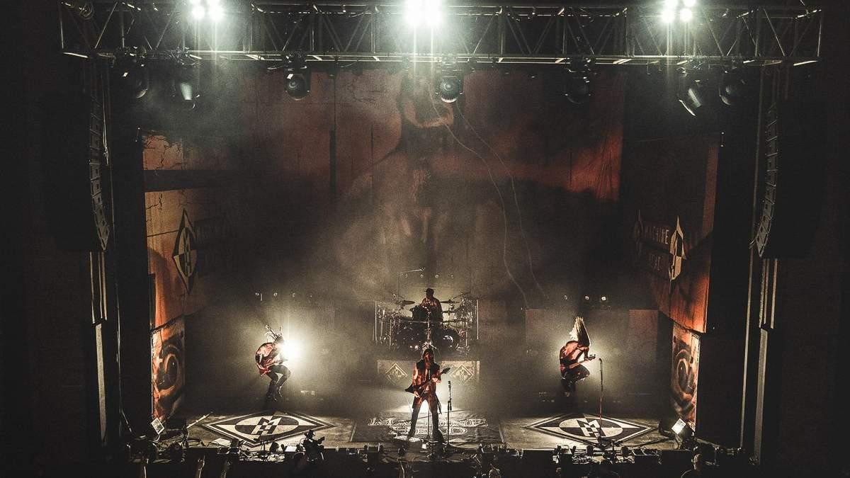 Machine Head випустили нову антиромантичну пісню