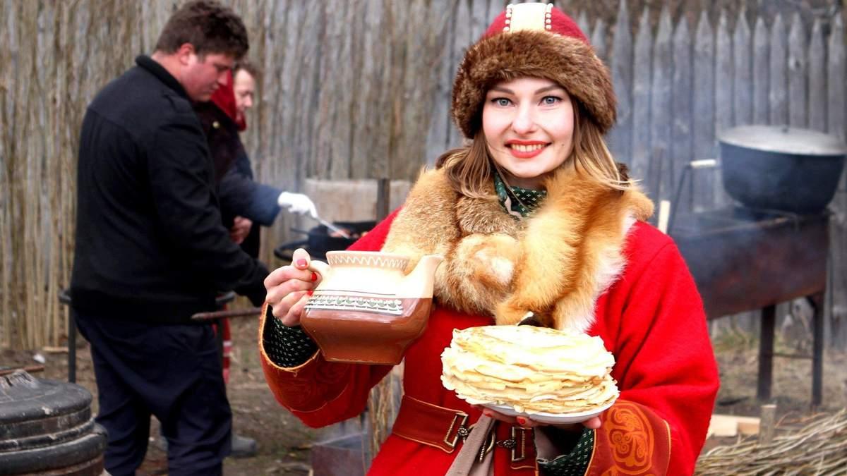 Где праздновать Масленицу в Киеве: все события и локации
