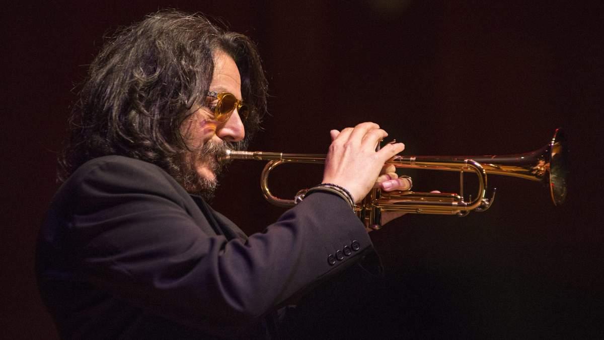 В Україні вперше виступить легендарний трубач Андреа Джуффреді: коли відбудеться концерт - Новини Києва - Афіша