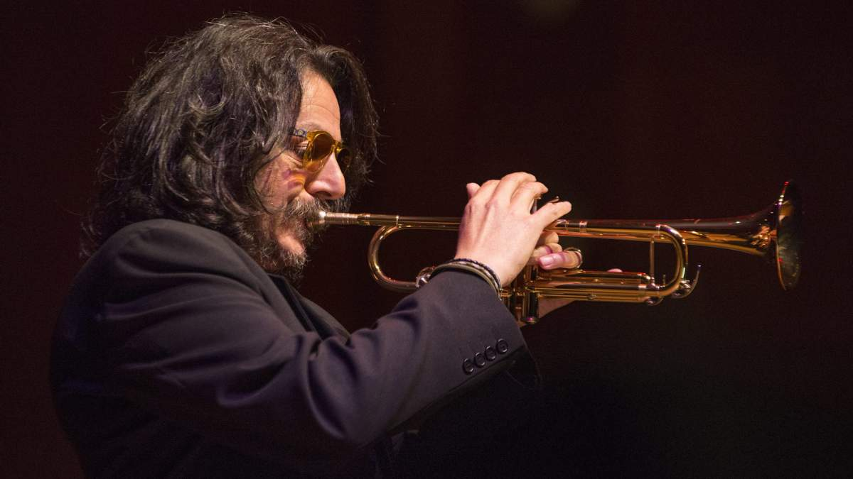 В Украине впервые выступит легендарный трубач Андреа Джуффреди: когда состоится концерт - Новости Киева - Афиша