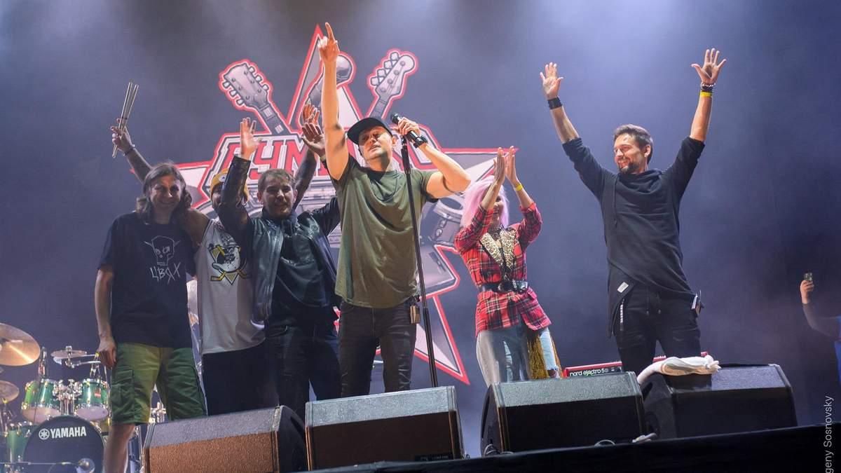 """Сразу 2 большие концерты подряд: группа """"Бумбокс"""" объявил о масштабном шоу - Украина новости - Афиша"""