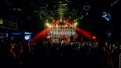 """Группа """"Тень солнца"""" отправляется во Всеукраинский тур в ноябре: где будет звучать казацкий рок"""
