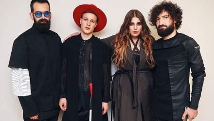 Группа Kazka отменила тур по Украине