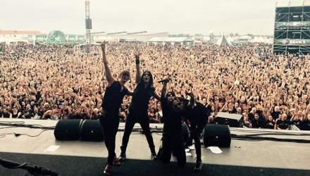 В Украине впервые выступит шведская метал-группа Deathstars