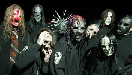Легендарная группа Slipknot впервые приедет в Украину с концертом