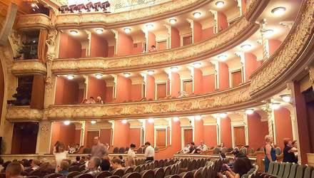 """На камерній сцені театру імені Франка відбулась прем'єра вистави """"Трамвай бажання"""""""