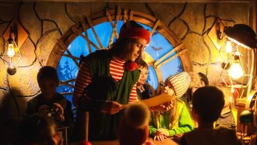 Куда пойти с ребёнком в новогодние праздники в Киеве