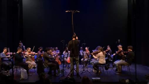 Віртуальний Гоголь: український оркестр записав онлайн-спектакль – захопливе відео