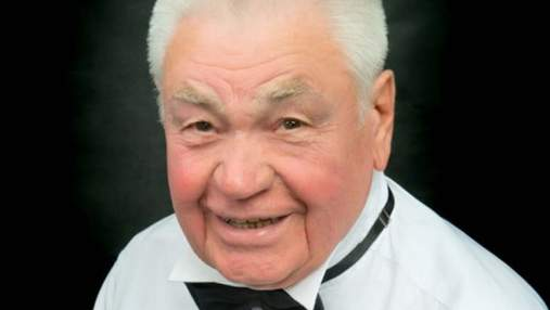 Умер народный артист Украины Борис Мирус