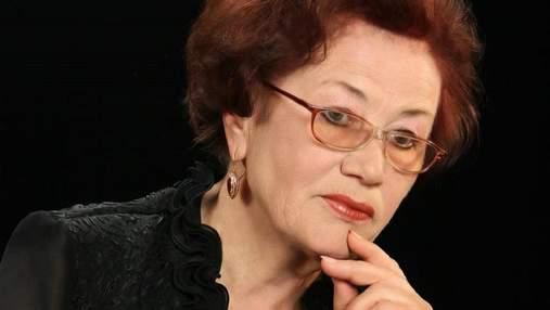 Заслужена артистка України Марія Гонта померла від коронавірусу