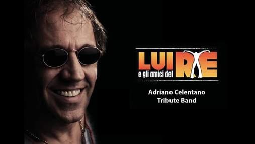 """Світове триб'ют-шоу """"Adriano Celentano"""" з гастролями по Україні: міста та дати"""