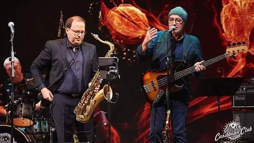 """""""Джаз для дорослих"""": яким шоу здивує Олексій Коган, Лаура Марта і Jazz in Kiev Band"""